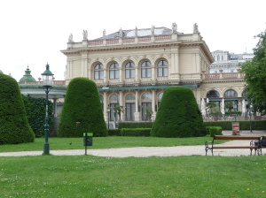 Palmhaus Wenen