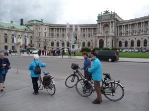 Heldenplatz Wenen