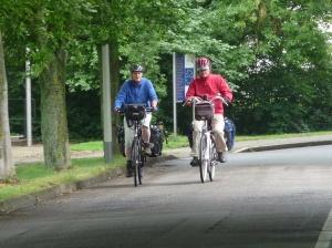 Vertrek Maastricht Jekerweg.
