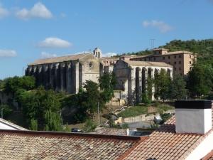 Estella. Santa Maria del Castillo