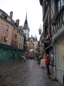 Auxerre Tour d'Horloge