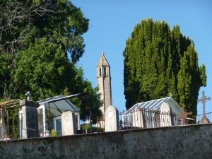 Lanterne-des-Morts waarschijnlijk in St. Agnant de Versillat