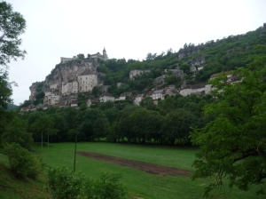 Rocamadour. Laatste blik