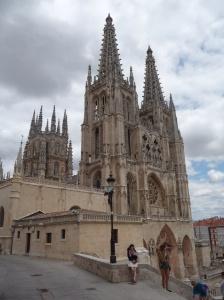 Burgos. Kathedraal