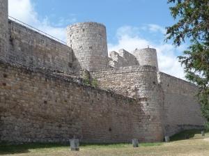 Burgos. Castillo