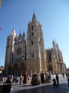 Leon. Kathedraal