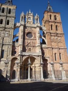Astorga. Kathedraal.