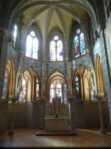 Astorga. Paleis ontworpen door Gaudí.