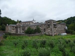 Samos. Klooster
