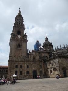 Santiago. Kathedraal